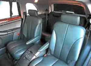 dymetrol seat after